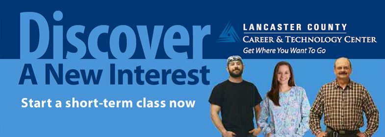 Continuing Education (Short-term Courses) - Lancaster County Career