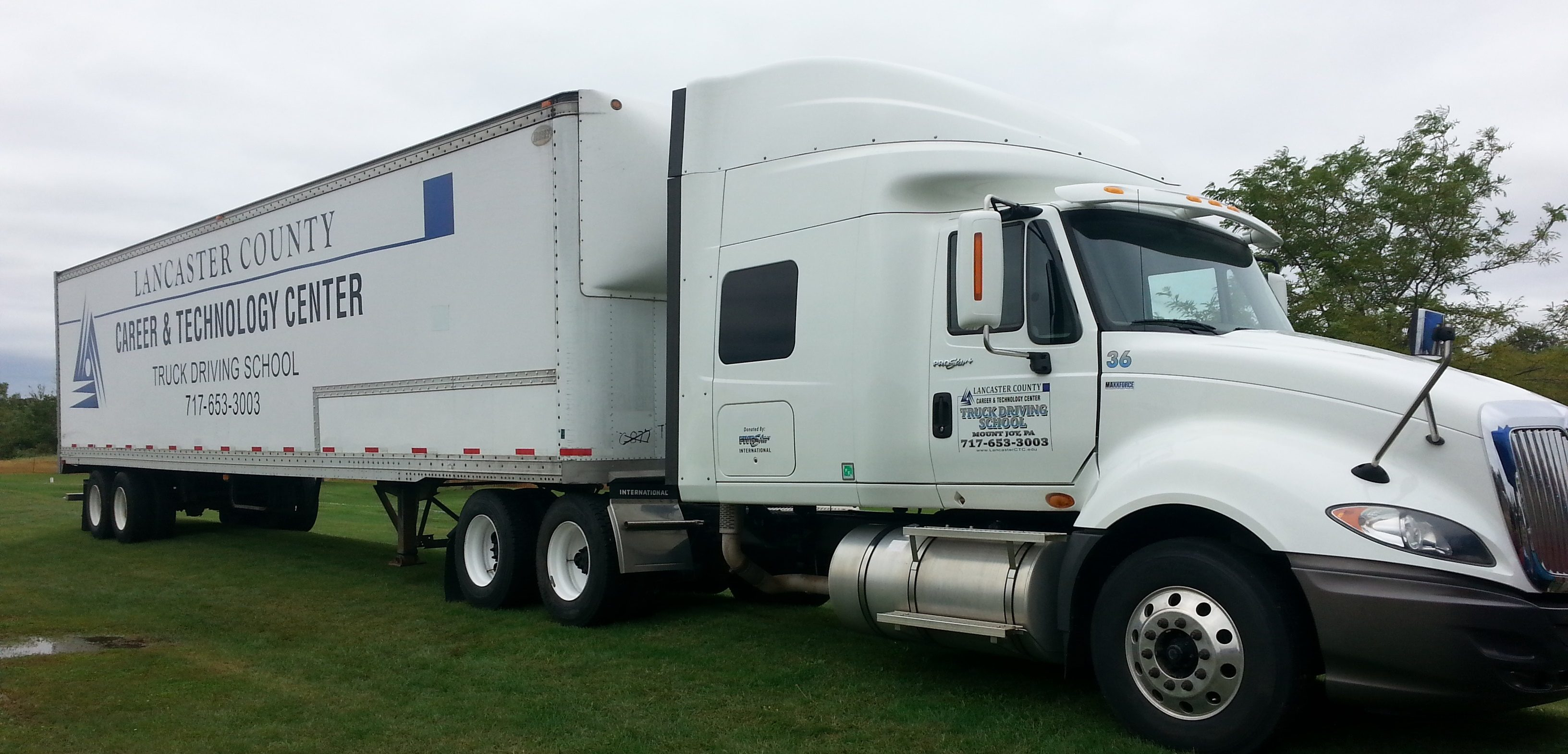 Commercial driving centers lancaster county career for Lancaster county motors used
